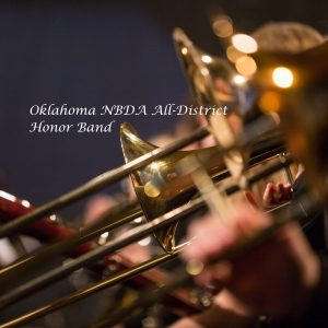 Oklahoma NBDA All-District Honor Band