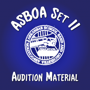 ASBOA Set II Audition Material