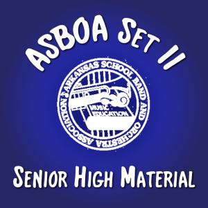 ASBOA Set II Senior High Material