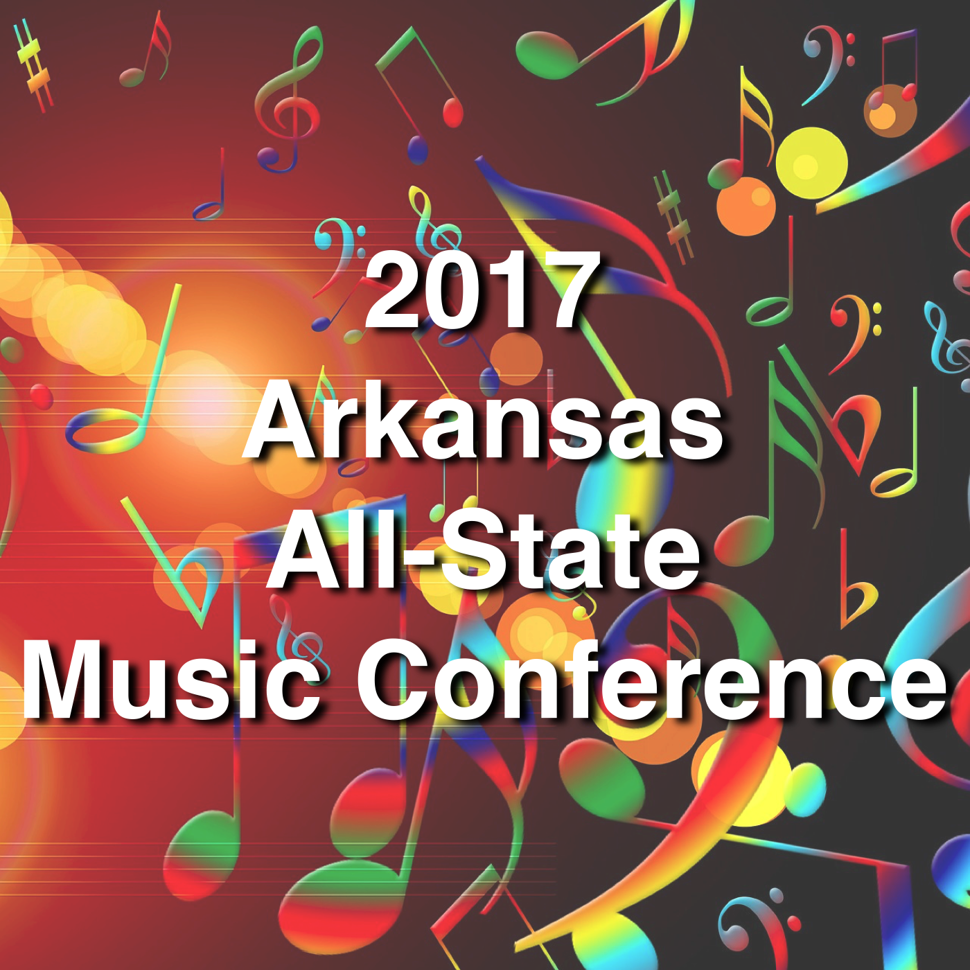 2017 Arkansas All-State Music Conference
