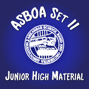 ASBOA Set II Junior High Material