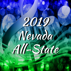 2019 Nevada All-State Music Conference