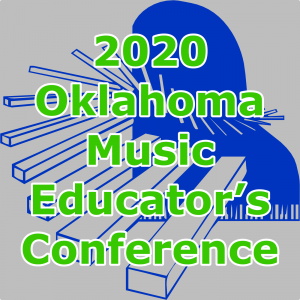 2020 Oklahoma Music Educator's Conference